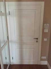 Двери деревянные белые