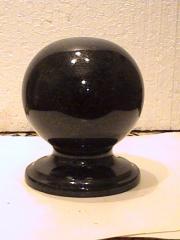 Spheres granite