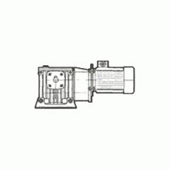 Редукторы цилиндро-червячные трехступенчатые Ц2Ч