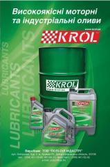 Engine oil SAE 10W-40 SG/CD