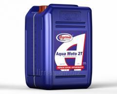 Oil for boat Aqua Moto 2T motors