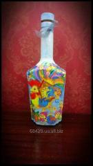 Decorative bottle