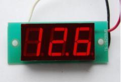 Vm-1 voltmeter