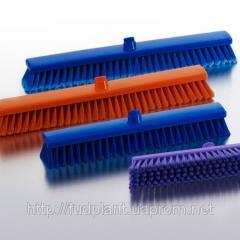 Brushes sweeping FBK Denmark