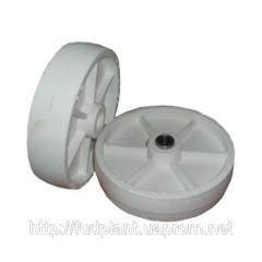 הגלגל הוא עשוי פוליאמיד