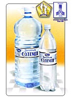 Воды столовые `Олимп`