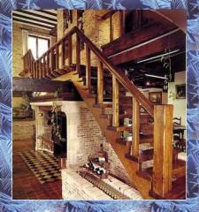 Лестницы интерьерные