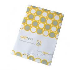 El papel А4 Optitext (Suecia) 80g/m2, 500 hojas,