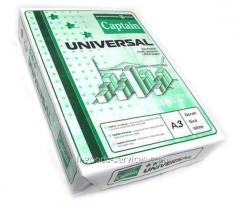 El papel А4 Captain Universal (IP) 80 g/m2, 500