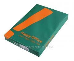 El papel А4 Happy office (el análogo Maestro