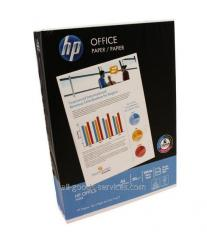 Paper of A4 of HP Office (IP) 80gm2, 500 sheets,