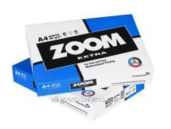 El papel А4 Zoom Extra (Finlandia), 80g/m2, 500