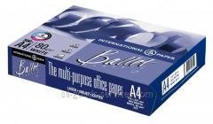 El papel А4 Ballet Classic 80g/m2, 500 hojas, la