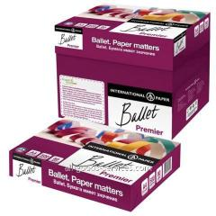 Paper of A4 of Ballet Premier 80gm2, 500 sheets,
