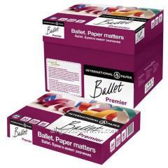 El papel А4 Ballet Premier 80g/m2, 500 hojas, la