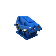 Редукторы цилиндрические двухступенчатые крановые тип Ц2
