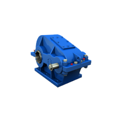 Редукторы цилиндрические двухступенчатые крановые тип Ц2 в ассорт