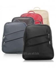 Кожаный рюкзак Abruzzo 118-1