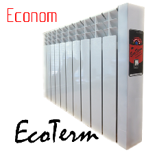 Electric battery (electric radiator) EcoTerm ET-10