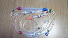 Магистрали для плазмафереза