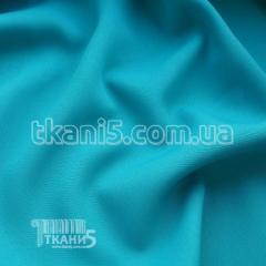 Ткань Габардин Тайвань (бирюзовый)