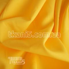 Ткань Габардин Тайвань (желтый)