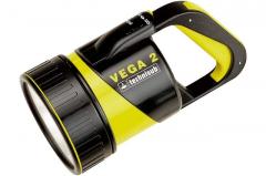Подводный фонарь Италия на батарейках Vega 2