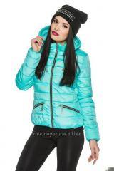 Women's jacket, article - Olya (6 coloring).
