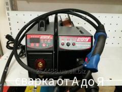 Сварочный инверторный полуавтомат ПСИ-250Р