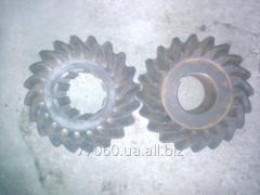 Spare parts to KZTS machines