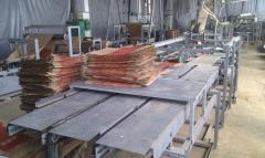 Linka na výrobu papírové tašky velkokapacitní