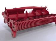Platform sorter MCM for grain combines