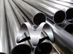 Труба алюминиевая 40х2х3000мм,  АД0,  4784-97