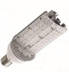 Lamp LED light-emitting diode for street lighting