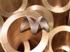 Втулка бронзовая 600х360х120мм,  БрКМц