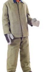 Огнезащитная одежда, костюм для защиты от огня -