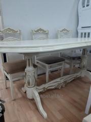 Стол обеденный деревянный СО2-люкс (1.7)
