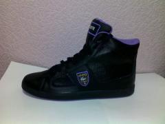 Кроссовки Lacoste 018 black purple