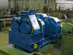 Пресс валковый для брикетирования отходов металлургической и угольной промышленности