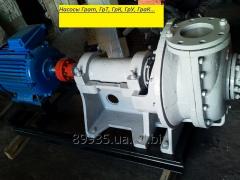 Grak 350-40 pump of soil