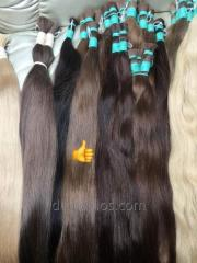 Donor hair extensions