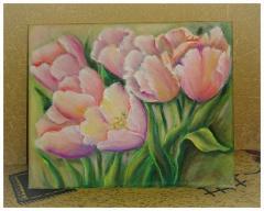 """Картина """" Тюльпаны """""""