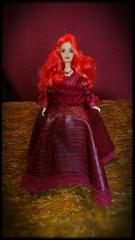 """Кукла """"Красная жрица """""""