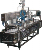 Universal packing line