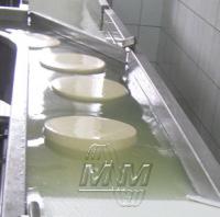 Ванны посолки сыра (посолка сыра)