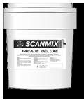 Краска для фасада Scanmix FACADE DELUXE