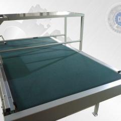 The horizontal conveyor for transportation of