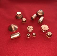 Расходные детали плазмотронов воздушно-плазменной