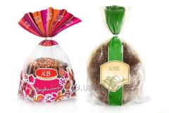 Packages for Easter, confectionery, transparent,