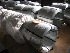 CARBON WIRE FOR MESH TU 14-4-1566-89
